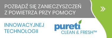 Powłoka PURETi Clean & Fresh